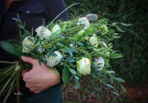 Textured wild bouquet