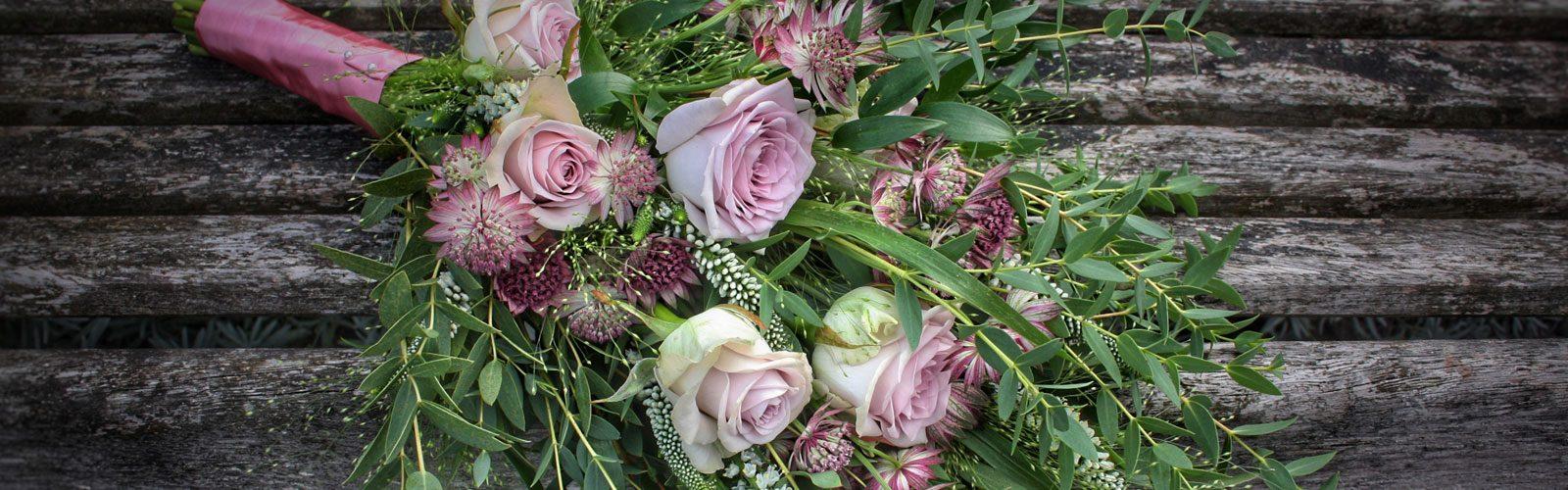 Wedding florist Petts Wood