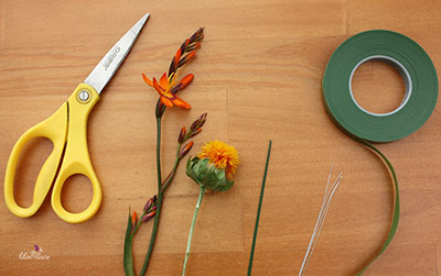 How to make floral crowns Orpington