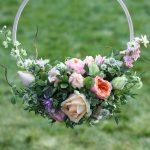 Bridesmaid Hoop