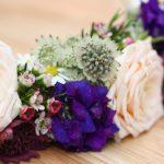 Multicolour Flower Crown