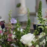 Floral Meadow table runner