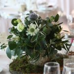 Foliage tablecentres
